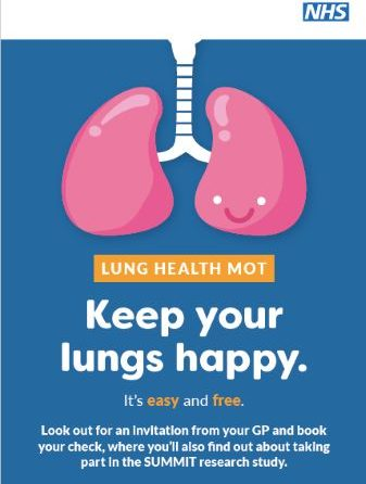 Lung Health Checks in Barnet, Enfield & Haringey
