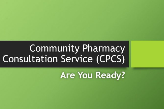 Community Pharmacy Consultation Service