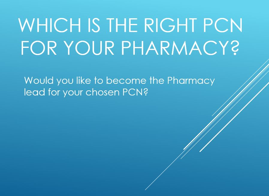Which is the right PCN for your Pharmacy?