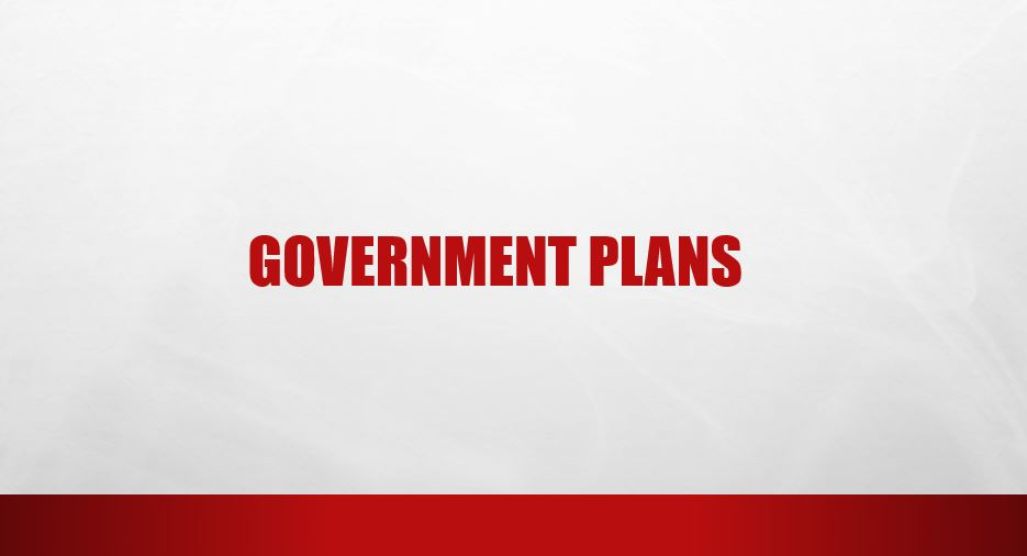 Covid-19 Government Plans