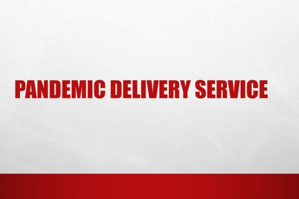 Pandemic Delivery Service