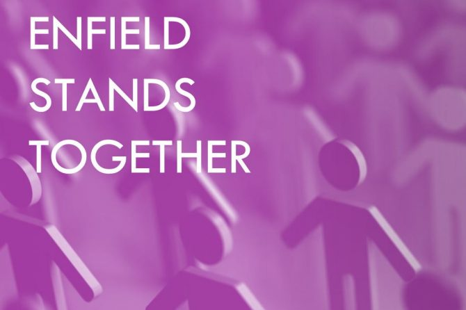 Enfield Stands Together