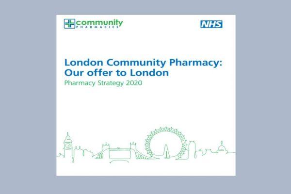 London Community Pharmacy Strategy 2020