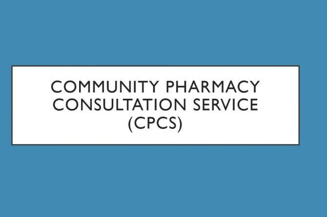Community Pharmacy Consultation Service