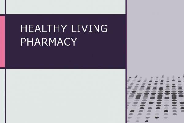 Healthy Living Pharmacy