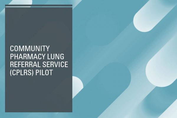 Community Pharmacy Lung Referral Service (CPLRS) Pilot